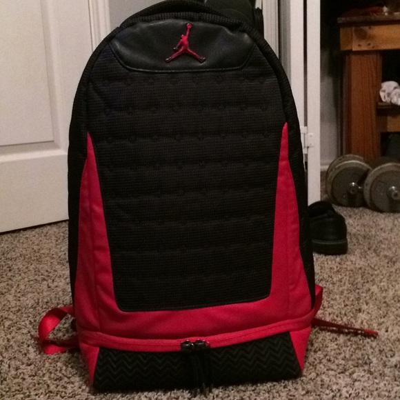 new product d41e0 90709 Nike Jordan Retro 13 Backpack